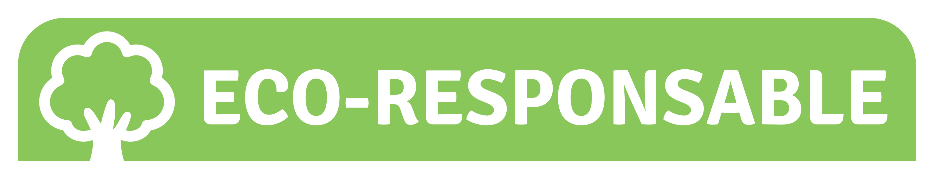 Logo Eco-responsable