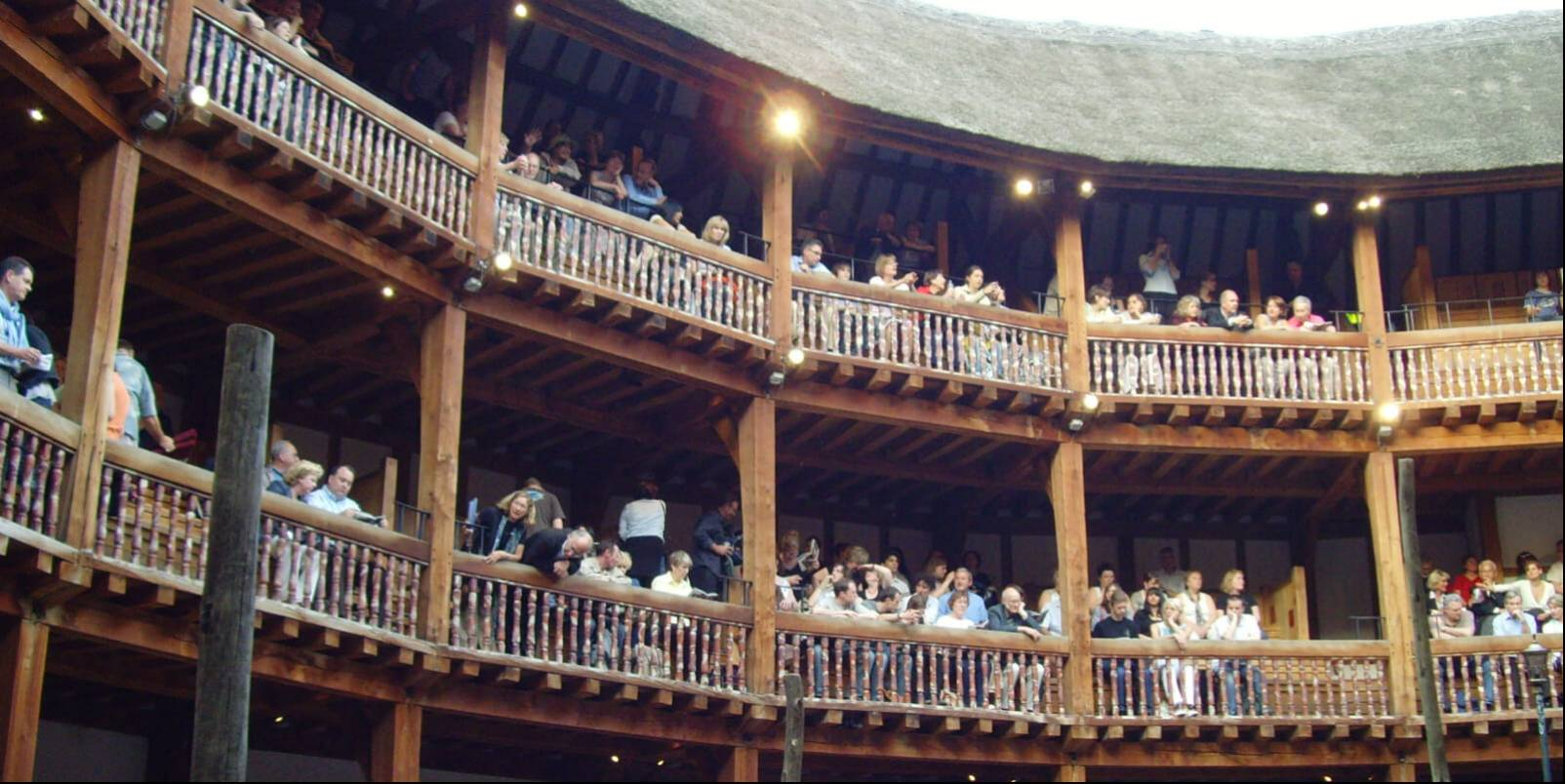 Le Shakespeare Globe Theatre de Londres