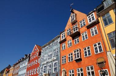 Destination Copenhague -