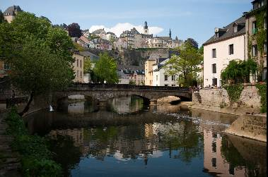 Destination Luxembourg -