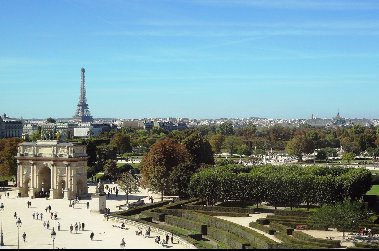 Destination Paris -